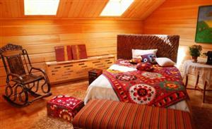 Tận dụng tầng áp mái làm phòng ngủ
