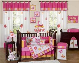 Thiết kế phòng ngủ đủ ánh sáng cho bé