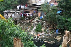 Ô nhiễm nghiêm trọng tại sông ở Vĩnh Phúc