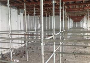 Giàn giáo thông dụng cho công trình xây dựng