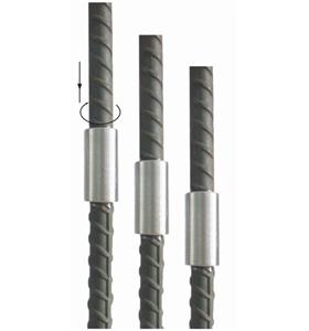 Tìm hiểu công nghệ nối thép bằng ống nối ren