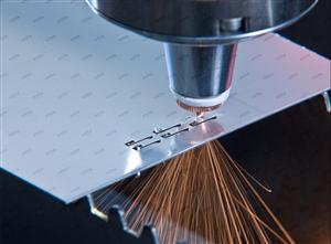 Phương pháp cắt kim loại bằng Laser