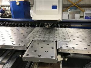 Tìm Hiểu Về Công Nghệ Đột Dập CNC