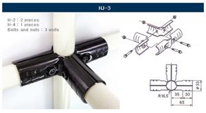 Khớp nối HJ - 3