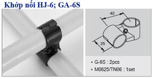 Khớp nối HJ - 6